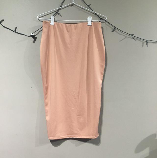 Boohoo Midi Skirt 12