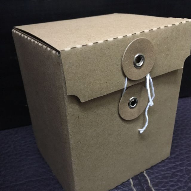 Brown paper boxes - perfect for small biz and gift ideas