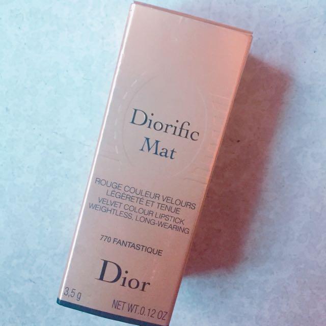 Dior限量唇膏👄