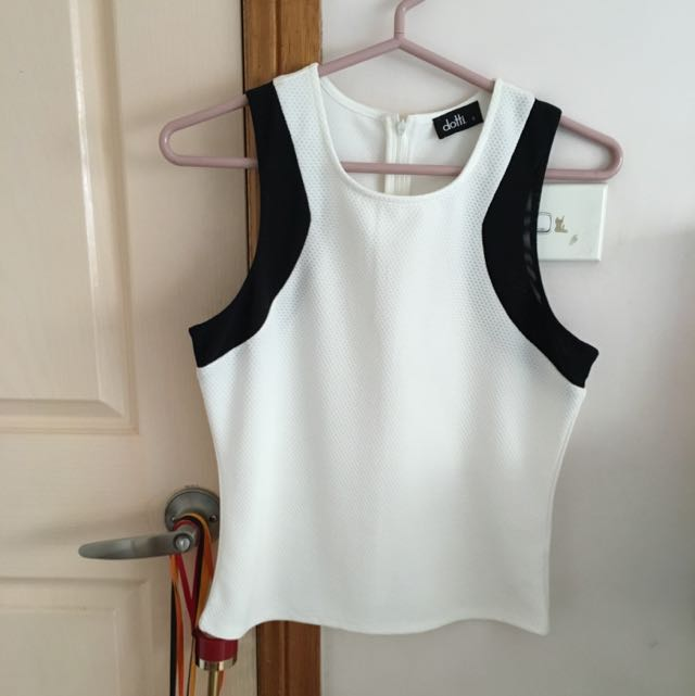 Dotti Racer Back Top