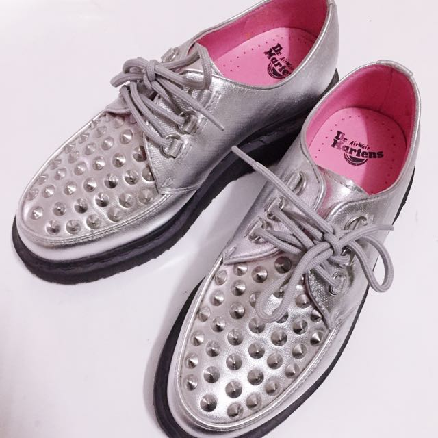 Dr.Martens Erin Studded Creepers