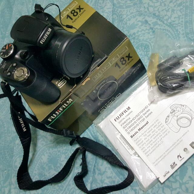 Fujifilm Finepix S1800 ***RUSH SALE***