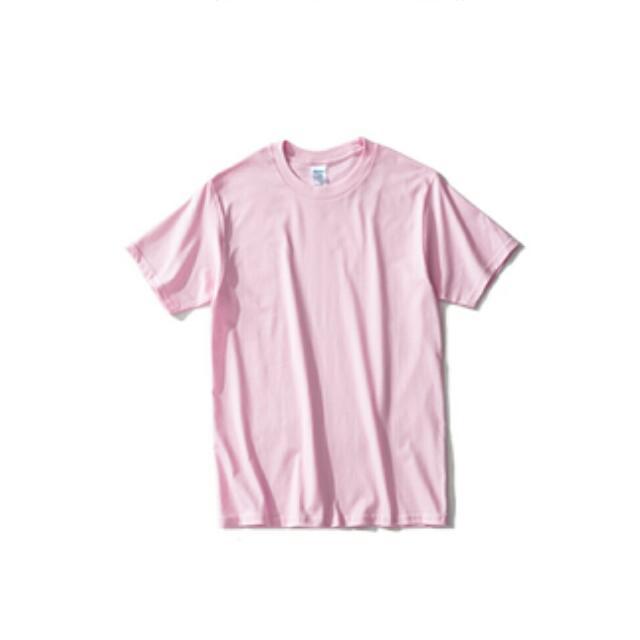 GILDON粉紅可愛素T👍