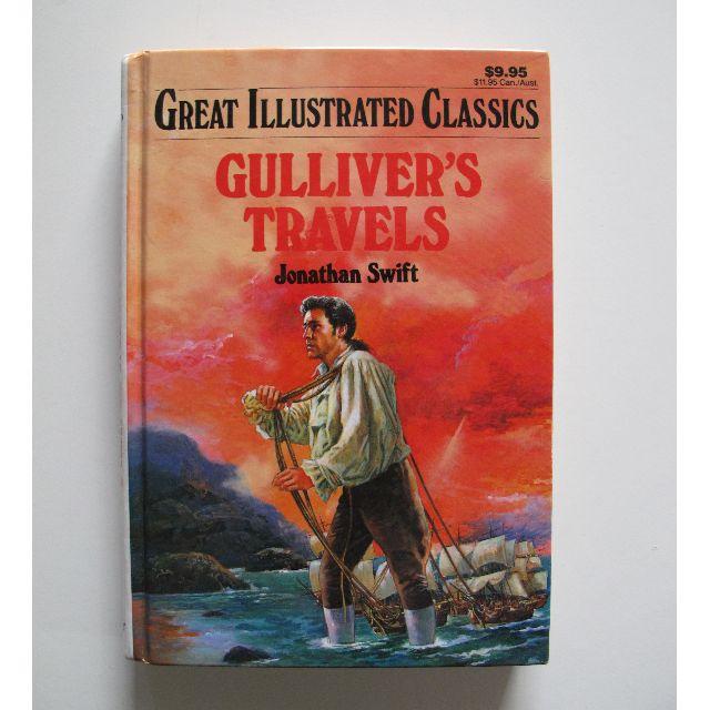 Great Illustrated Classics - Gulliver's Travels