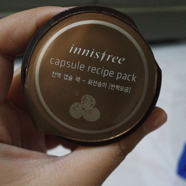 INNISFREE Capsule Recipe Pack