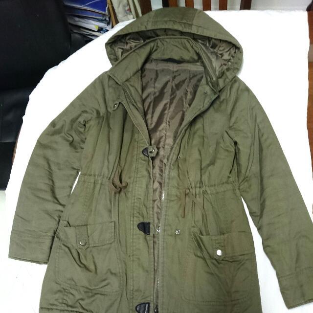 Jay Jay's size 8 parker jacket