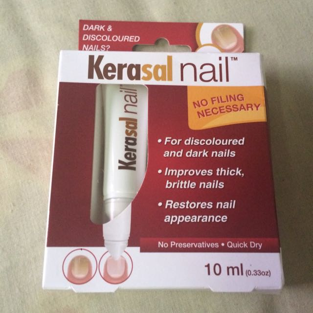 Kerasal Nail, Health & Beauty on Carousell