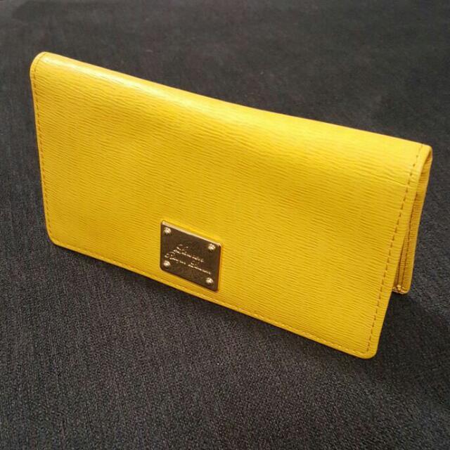 Lauren By Ralph Lauren Wallet (Yellow)