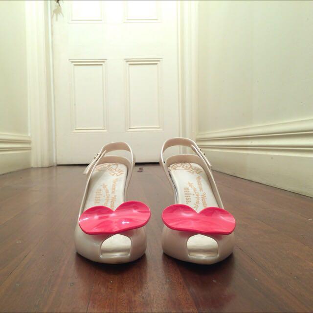 Melissa X Vivienne Westwood, Shoes Size 37