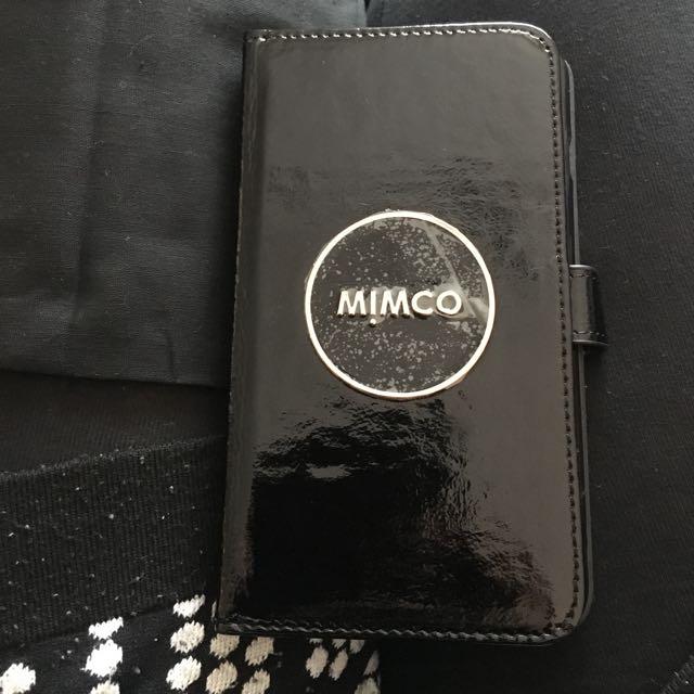 Mimco Phone Case 6 Plus