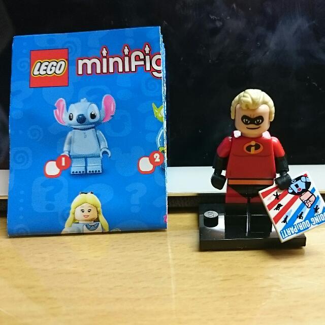 Minifigures超人特攻隊