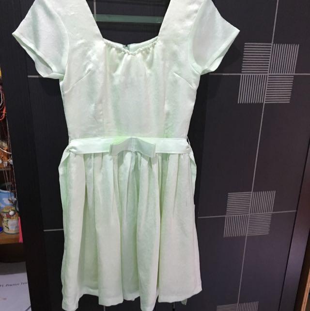Minty Dress