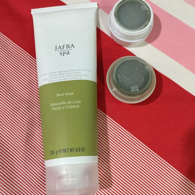 Mud Mask JAFRA for Trial Size