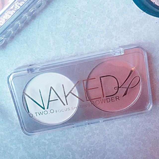 Naked4 修容