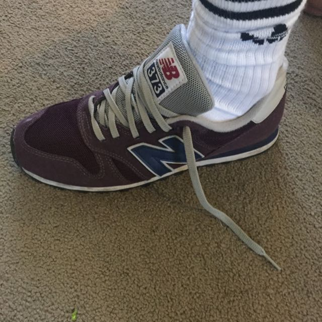 New Balance 373 Vintage Sneakers