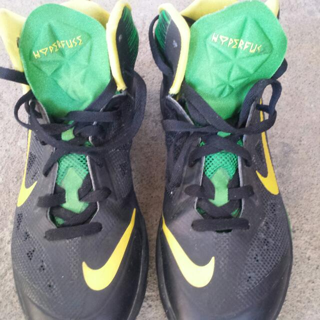 Nike Hyperfuse(basketball Shoes)