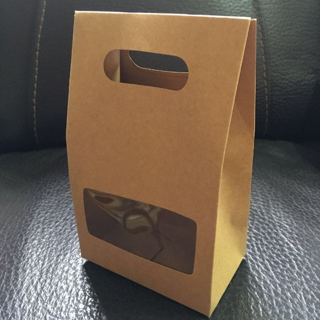 Paper bag packaging (pack of 59pc) perfect for bakers