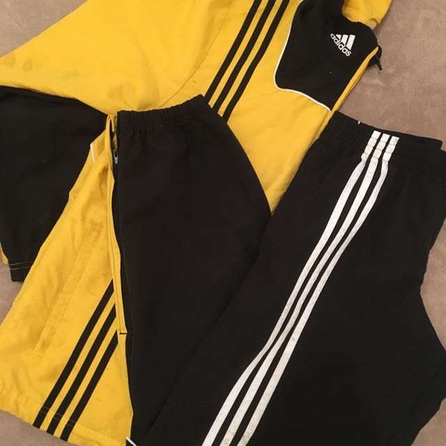 PM ME ADDIDAS Track Set