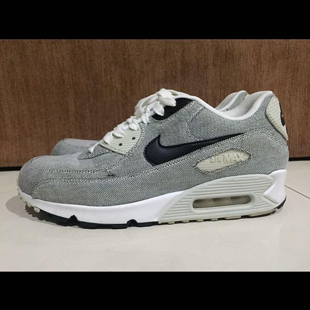 Preloved Nike Airmax (Grey Denim)