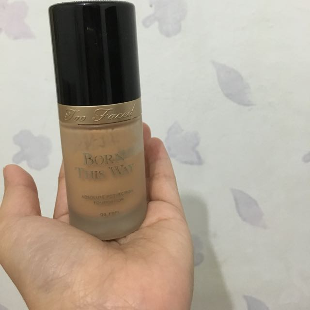 Preloved Too Faced Born This Way Foundation