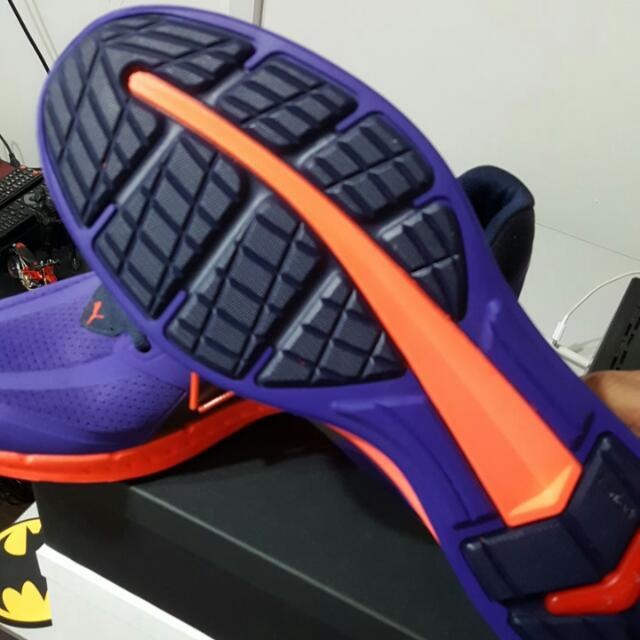 59b3943e06a5c7 Authentic Puma Ignite Purple Size US 10 (Usain Bolt)