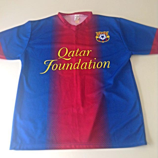 Replica Messi Barcelona Jersey