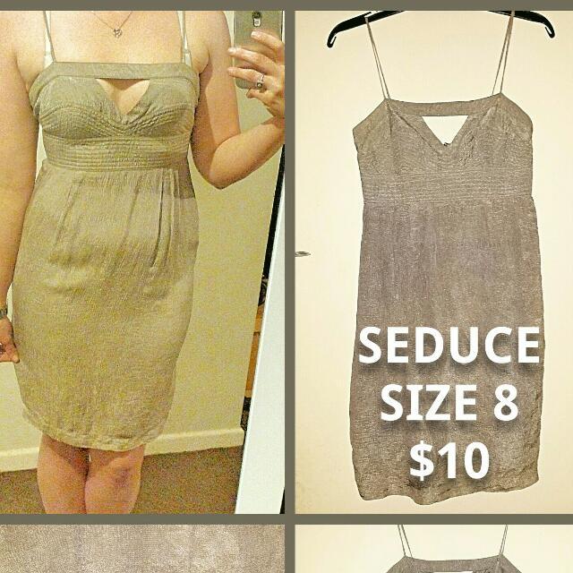 seduce size 8