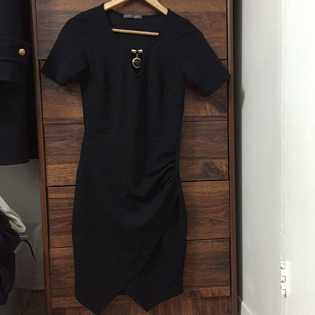 Suzy Shier Bodycon Dress