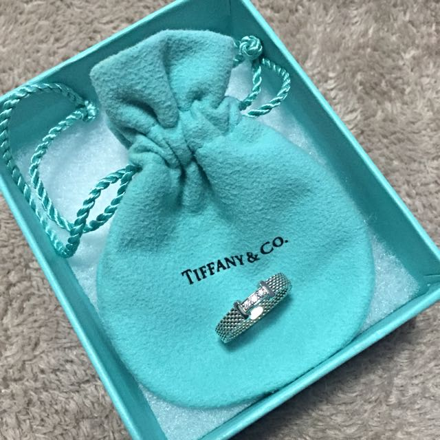 Tiffany & Co Somerset Ring