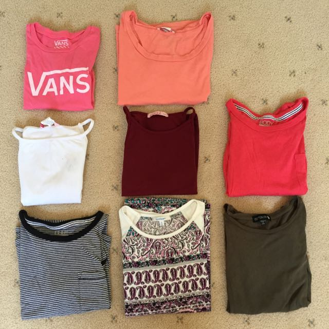 Tops For $3
