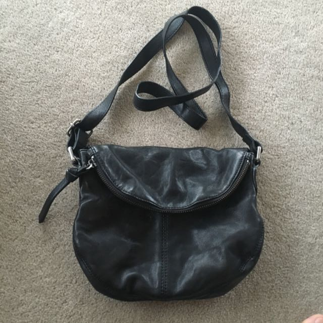 Witchery Leather Purse