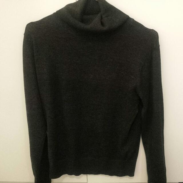 Zara Turtleneck Top