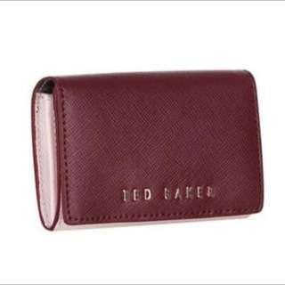 fc2639a63169f ted baker wallet box