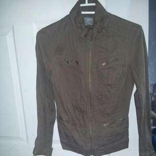 Xxs Smart Set jacket Army Green/khaki