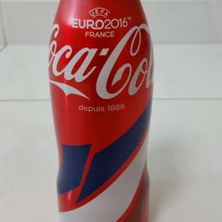 Brand New Limited Edition Euro 2016 Coca cola bottle