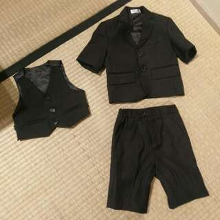 Baby Wedding/formal Attire Tux