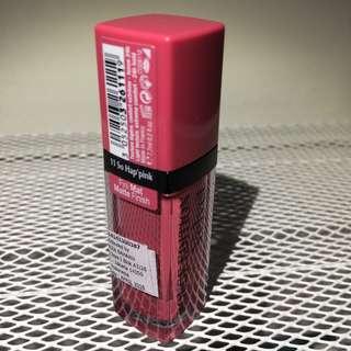 Bourjois Rouge Edition Velvet Hap Pink