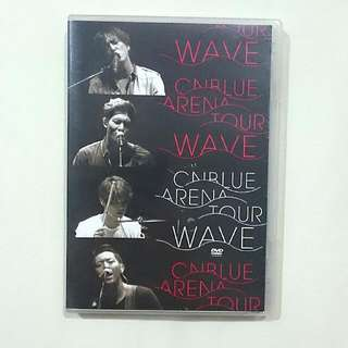 CNBLUE [WAVE] Arena Tour DVD -JP Boice Limited Edition