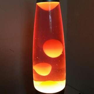 Pink Lava Lamp