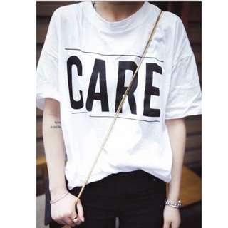 白色棉T恤