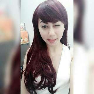 WIG/rambut Palsu