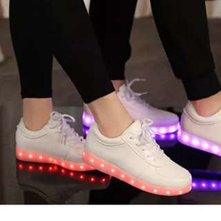 Led Shoes, Chargeable , Size 39