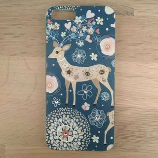 Designed iPhone Case (With Sparkling Crystals)