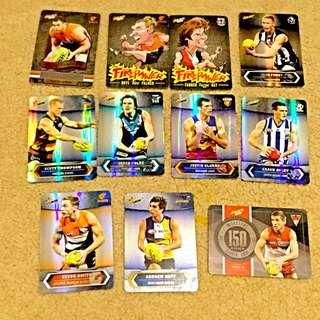 Select 2015 AFL Collectors Cards RARE