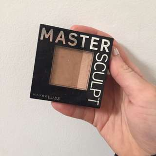 Master Sculpt Contour And Highlight Kit By Maybelline