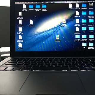 MacBook Pro Late 2011 13 Inches