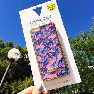 《預購》英國🇬🇧粉嫩Palm Tree Iphone 手機殼