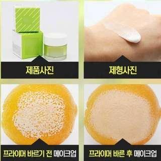 韓國超強毛孔隱形妝前霜