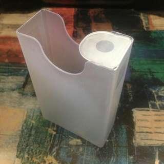 軟包煙盒外透明塑膠殼