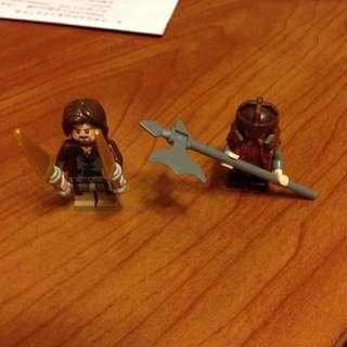 Lego 魔戒人偶